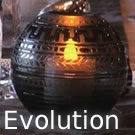 Evolution Rechargeable Candle Set